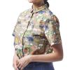 Camisa Wemoto multicolor estampado animal